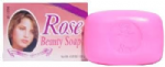 Rose Beauty Soap Bar 130g